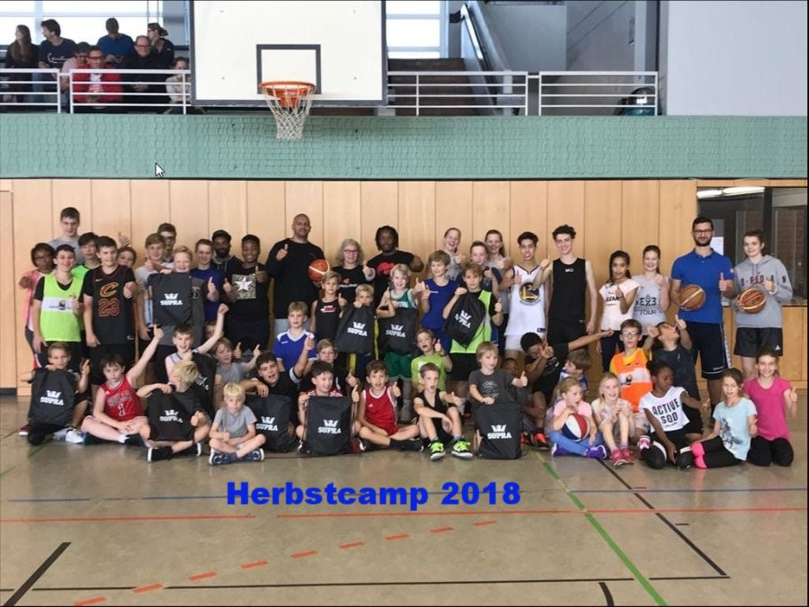 Basketballcamp Herbstferien 2018
