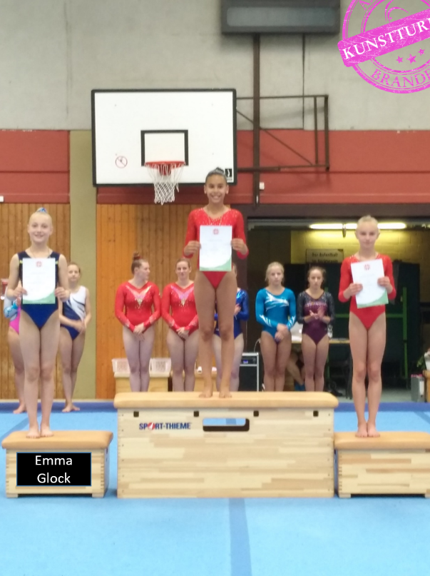 Podium Emma Stamp